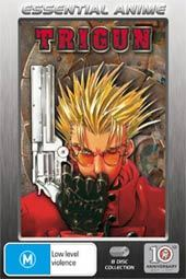 Trigun Collection (8 Disc Set) (Essential Anime) (8 Disc Amaray Case) on DVD