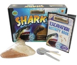 Grafix: Dig & Discover Shark Bite - Excavation Kit