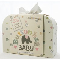 Button Bag - Baby Nursery Bunting Gift Kit