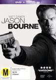 Jason Bourne on DVD