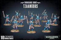 Warhammer 40,000 Thousand Sons Tzaangors