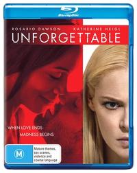 Unforgettable on Blu-ray
