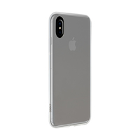 3SIXT Jelly Case for iPhone X - Clear