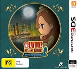 Layton's Mystery Journey: Katrielle and the Millionaires' Conspiracy for Nintendo 3DS