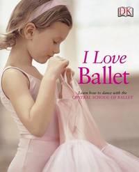I Love Ballet by Naia Bray-Moffatt image