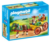 Playmobil: Country - Horse-Drawn Wagon (6932)