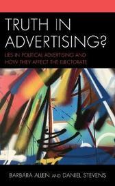 Truth in Advertising? by Barbara Allen