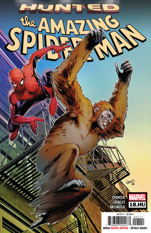 Amazing Spider-Man - #18.HU by Nick Spencer
