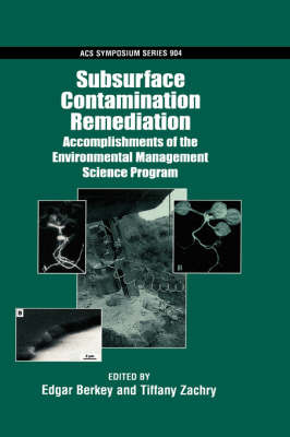 Subsurface Contamination Remediation image