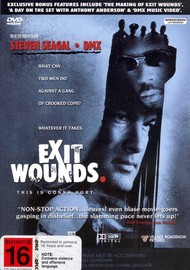 Exit Wounds on DVD