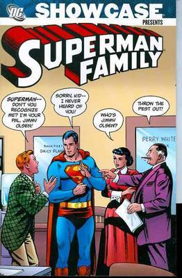 Showcase Presents Superman Family: Volume 2 by Otto Binder image