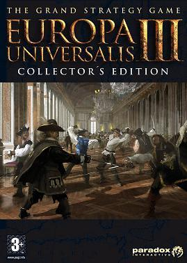 Europa Universalis III Collector's Edition for PC Games