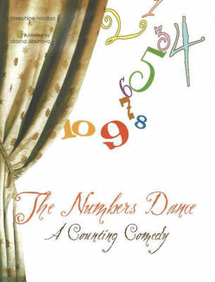 The Numbers Dance by Josephine Nobisso