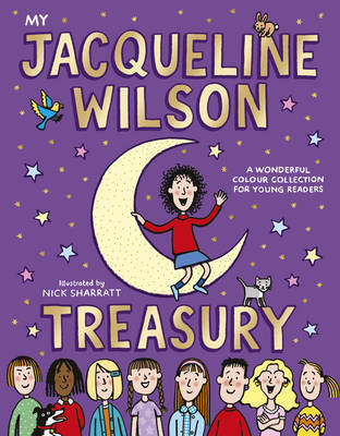 The Jacqueline Wilson Treasury by Jacqueline Wilson image