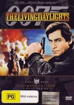 Living Daylights, The (007) - James Bond Ultimate Edition (2 Disc Set) on DVD