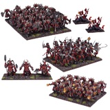 Kings of War Forces of the Abyss Starter Army