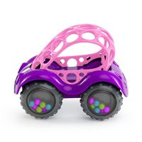 Oball Rattle and Roll (Purple)