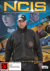 NCIS - The Thirteenth Season on DVD