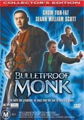 Bulletproof Monk on DVD