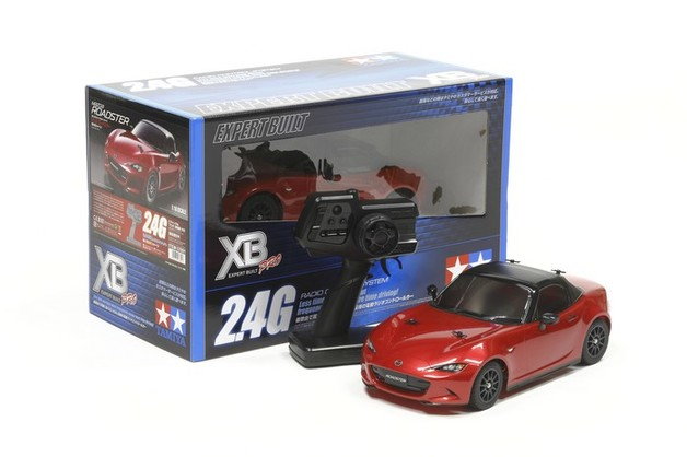 Tamiya 1:10 RTR Mazda Roadster M05 RC Car