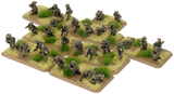 Flames of War: Team Yankee - British Mechanised Platoon