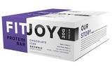 Fit Joy Protein Bars - Chocolate Iced Brownie (12x60g)