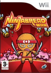 Ninjabread Man for Nintendo Wii