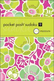 Pocket Posh Sudoku 9 by The Puzzle Society