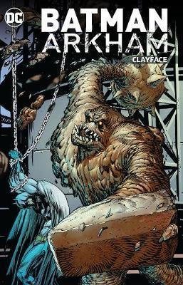 Batman Arkham Clayface