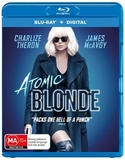 Atomic Blonde on Blu-ray