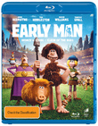 Early Man on Blu-ray