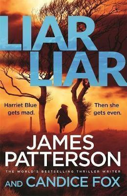 Liar Liar by James Patterson image