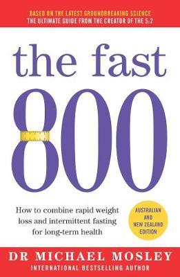 The Fast 800 by Michael Mosley image