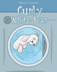 Curly White Bear by Mary Schmidt image