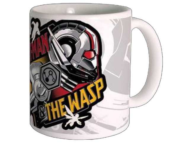 Ant-Man & The Wasp Mug Emblem