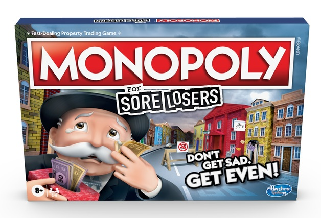 Monopoly - For Sore Losers