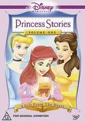 Disney Princess Stories Vol 1 - A Gift From The Heart on DVD