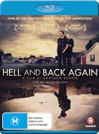 Hell and Back Again on Blu-ray