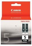 Canon Twin Ink Cartridge - PGI5BKTWIN (Black)