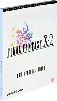 Final Fantasy X-2 Official Game Guide