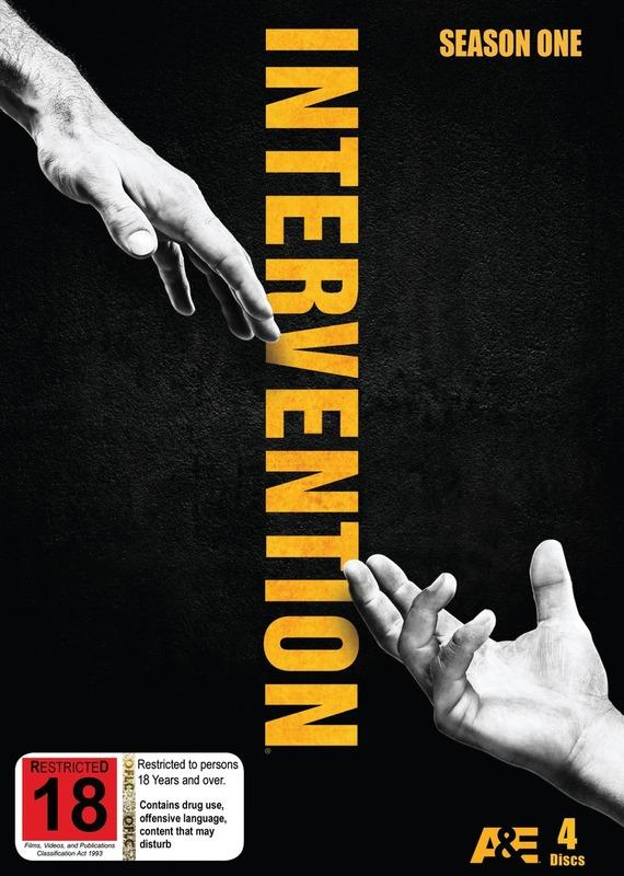 Intervention - Season 1 on DVD