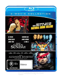 Oliver Stone Triple Movie Pack on Blu-ray