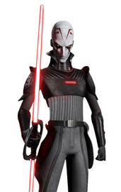 Star Wars Rebels Inquisitor Maquette 1/8 Scale Statue