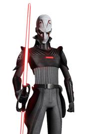 Star Wars Rebels Inquisitor Maquette 1/8 Scale Statue