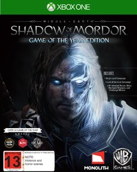 Middle-Earth: Shadow of Mordor Game of the Year Edition for Xbox One
