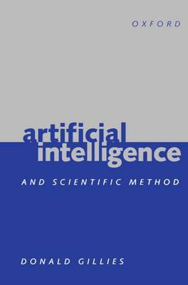Artificial Intelligence and Scientific Method by Donald Gillies image