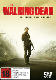 The Walking Dead - The Complete Fifth Season on DVD image