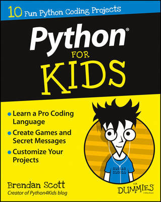 Python For Kids For Dummies by Brendan Scott