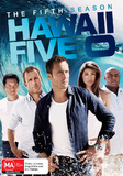 Hawaii Five-O - The Complete Fifth Season on DVD