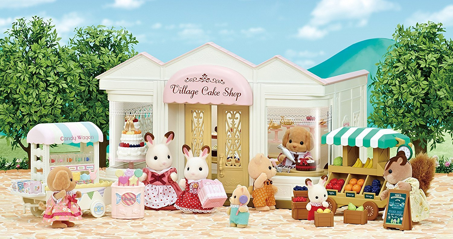 Sylvanian Families: Candy Wagon image